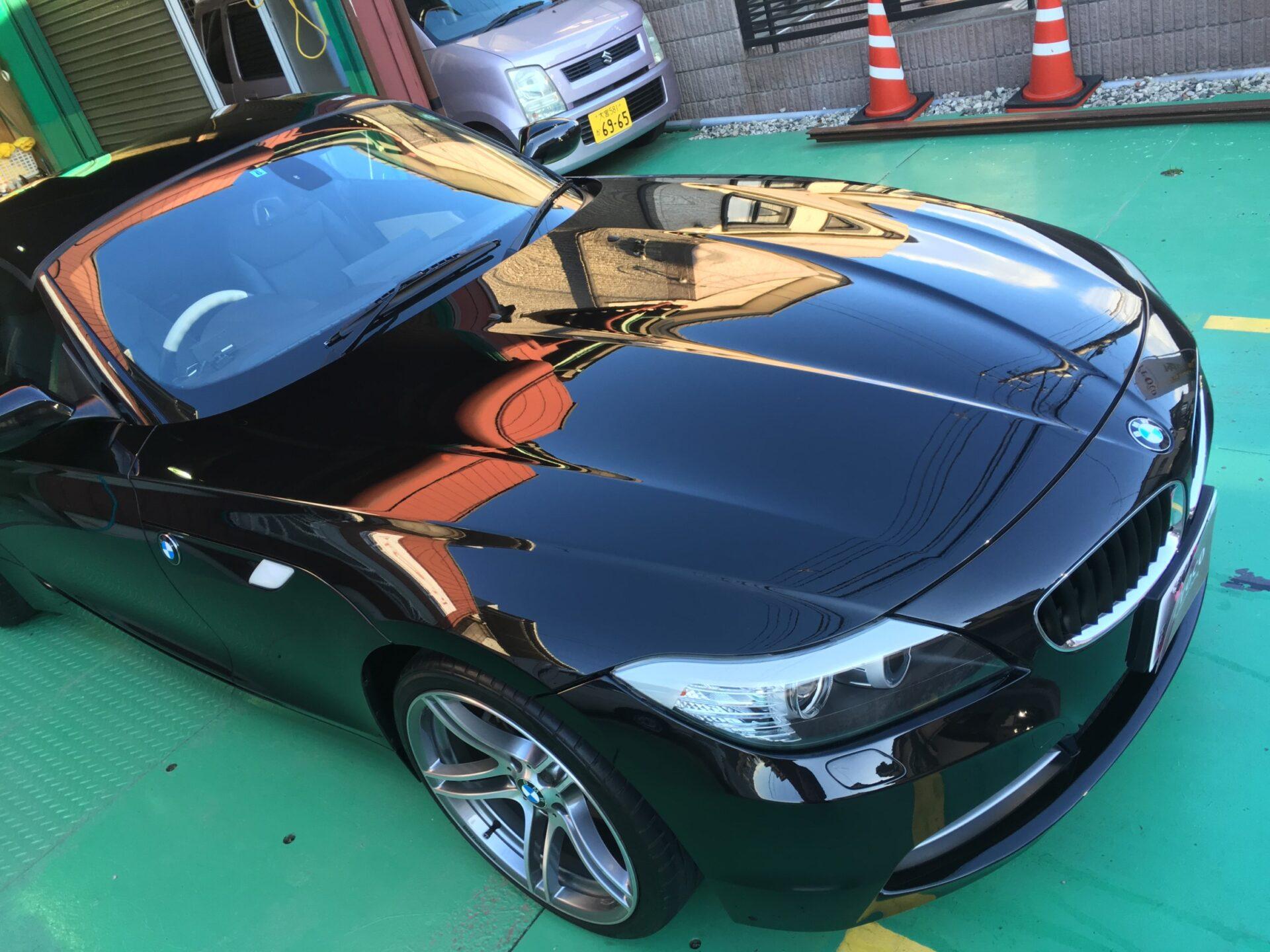 BMW カーコーティング 埼玉