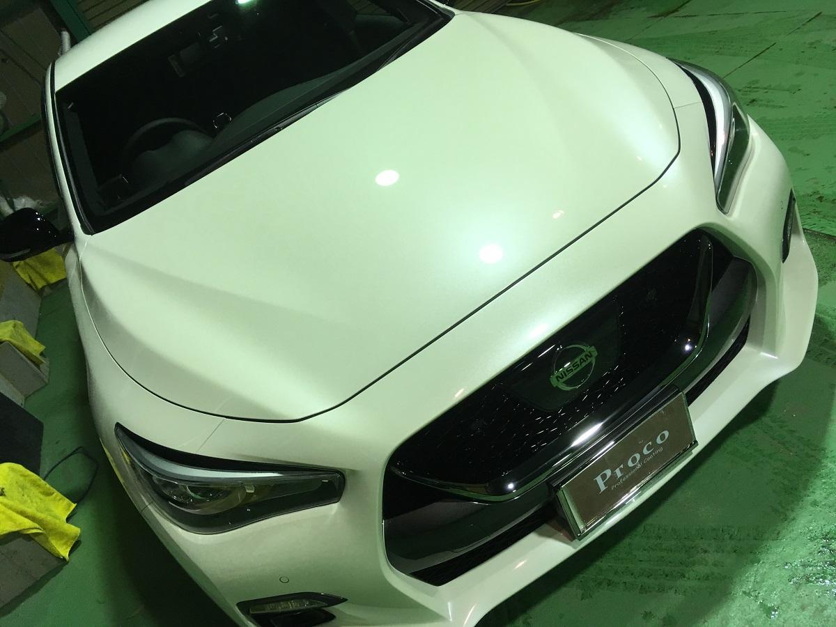 日産 スカイライン400R アストロン 埼玉